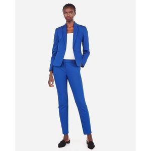Express Editor royal blue bootcut pants